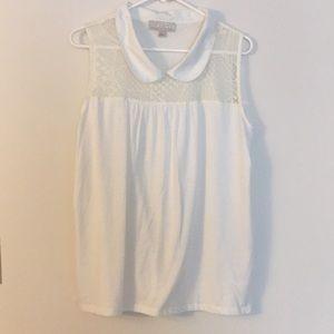 Carolyn Taylor sleeveless blouse